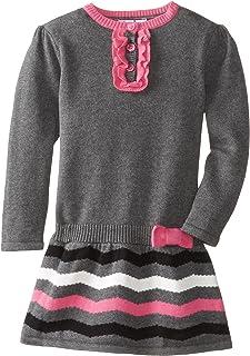 8617b420ae7 Hartstrings Little Girls  Intarsia Sweater Dress