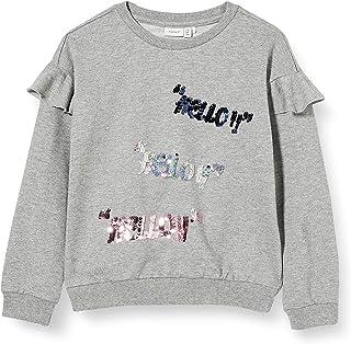 NAME IT meisjes sweater NKFBENIA LS SWEAT BOX UNB