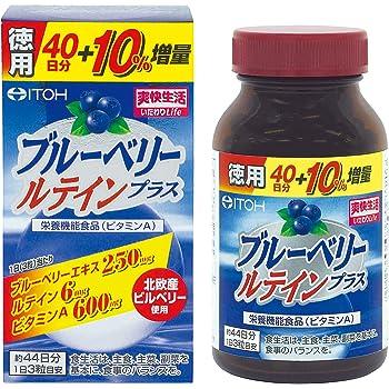井藤漢方製薬 ブルーベリールテインプラス 約44日分 300mgX132粒