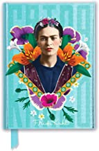 Frida Kahlo Blue (Foiled Journal) (Flame Tree Notebooks)