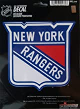 Rico Industries NHL Mens NHL Die Cut Vinyl Decal with Backing