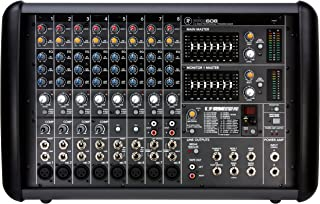 Mackie PPM608 8-Channel 1,000-Watt Powered Mixer