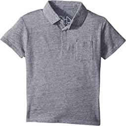 Chaser Kids - Soft Short Sleeve Polo (Toddler/Little Kids)
