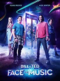 Bill & Ted Face the Music arrives on Digital Oct. 20 and on Blu-ray, DVD Nov. 10 from Warner Bros.