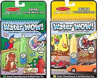 Melissa & Doug On the Go Water Wow! The Original Reusable...