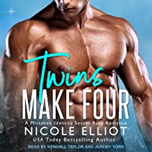 Twins Make Four: Baby Makes Three Series, Book 2