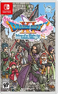 Dragon Quest XI S: Echoes of an Elusive Age - Definitive Edition (輸入版:北米) – Switch