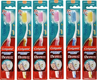 Colgate Slimsoft Toothbrush, Pack of 6