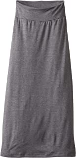 Girl's 7-16 Solid Maxi Skirt