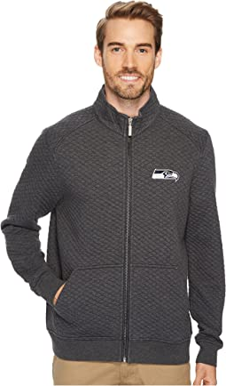 Seattle Seahawks Quintessential Full Zip