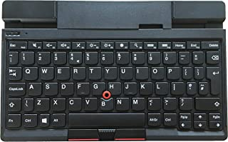 UK Layout Bluetooth Keyboard EBK-209A for Lenovo ThinkPad Tablet 2 Compatible 0C33438 04Y1511 04Y1493 04Y1495