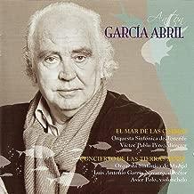 Antón García Abril: el Mar de las Calmas & Concierto de las Tierras Altas