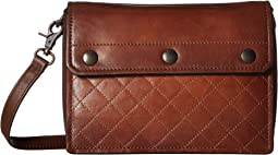 Samantha Quilted Crossbody