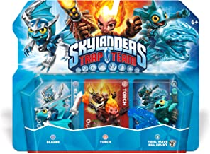 Skylanders Trap Team: Torch, Blades, & Gill Grunt - Triple Character Pack