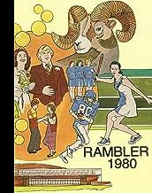 (Reprint) 1980 Yearbook: Alexander Ramsey Senior High School , Roseville, Minnesota