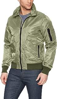 Men's Nylon Flight Jacket
