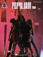 Pearl Jam - Ten Songbook: With Notes and Tablature (Guitar Recorded Versions)