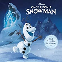 Once Upon a Snowman (Disney Frozen) (Pictureback(R))