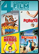 Bachelor Party / Porky's / Revenge of the Nerds / Weekend at Bernie's Quadruple Feature