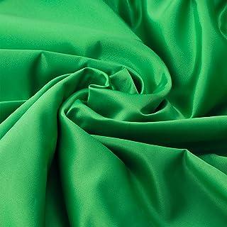 AORO背景布 緑 150*300cm 撮影用 背景シート 厚地 不透明 反射面と無反射面があり プロ スタジオ背景スクリーンシート 写真、ビデオとテレビに対応 ポリエステル 緑