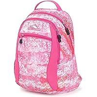 High Sierra Curve Backpack (Effervescent/Flamingo)