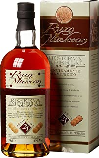 Malecon Rum Reserva Imperial Anjeo 21 Anos 1 x 0.7 l