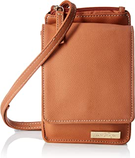Lica Pezo Mobile Crossbody in Faux Leather Sling Bag
