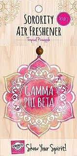 Gamma Phi Beta - Mandala Air Freshener - 2/Pack