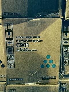 RICOH C901 PRO Print Toner Cyan 828252