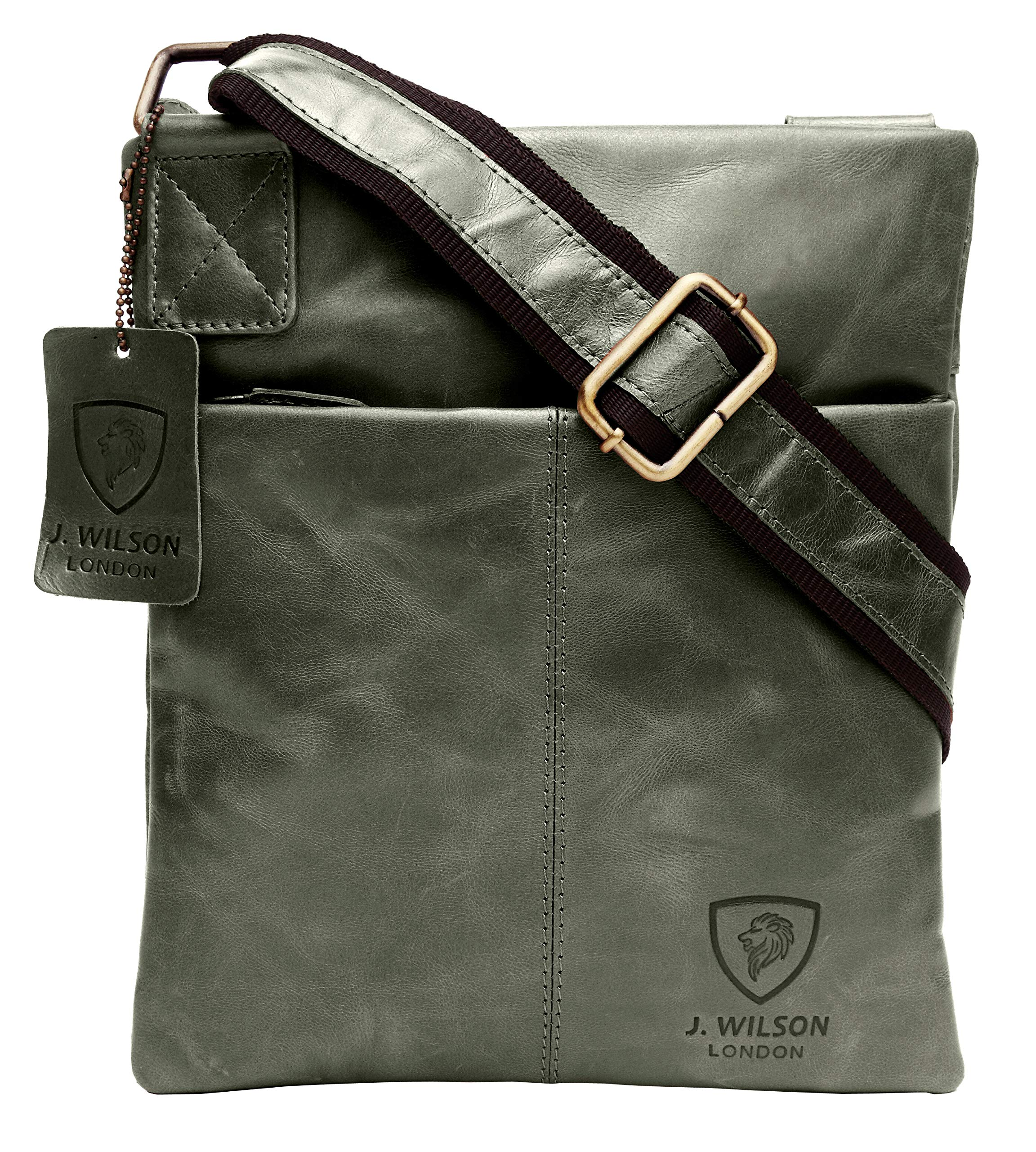 Men/'s Real Genuine Pure Leather Vintage Shoulder Handmade Messenger Satchel Bag