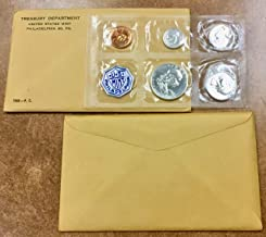 1958 No Mint Mark Proof set US Mint Sealed
