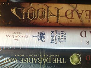 Stephen Lawhead Book Set (3 Books) (SONG OF ALBION #1/ IN THE HALL OF THE DRAGON KING BK 1/ HOOD VOL 1)
