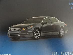 2011 Honda Accord Sedan Owners Manual