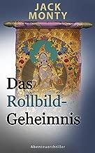 Das Rollbildgeheimnis: Barkeeper und Gelegenheitsdetektiv Fabio Bennet – Band 2 (German Edition)
