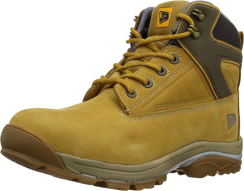 JCB Unisex-Adult F Track H Safety Boots Honey 6 UK, 39 EU