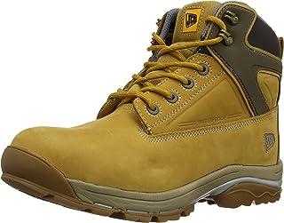 JCB Unisex-Adult F/Track/H Safety Boots Honey 8 UK, 42 EU