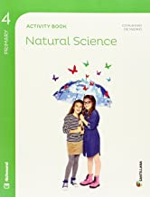 NATURAL SCIENCE 4 PRIMARY ACTIVITY BOOK - 9788468029023