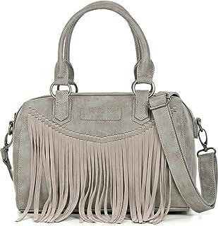 Fritzi aus Preussen Thea Vintage Bowlingbag Handtasche Tasche Schultertasche