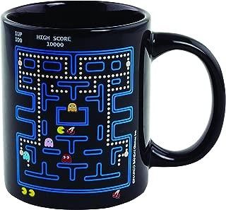 Pac Man Heat Change Ceramic Coffee Mug