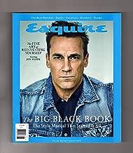 Esquire The Big Black Book Spring Summer 2018 Vol. 22