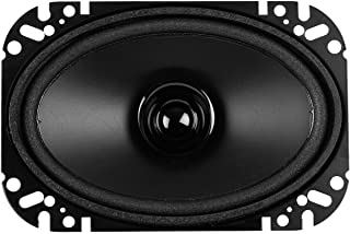 BOSS Audio Systems BRS46 Car Replacement Speakers - 50 Watts of Power Per Speaker, 4 Inch x 6 Inch Inch, Full Range, Sold ...