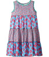 Kate Spade New York Kids - Tiered Trapeze Dress (Little Kids/Big Kids)