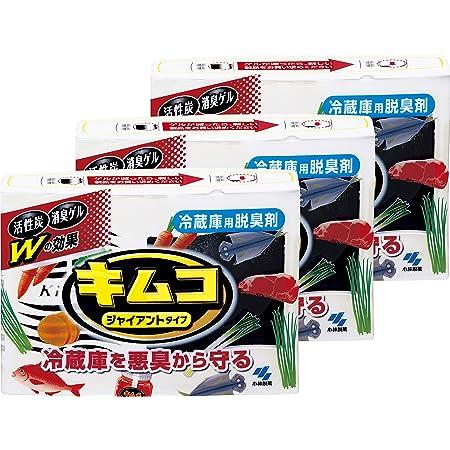 【まとめ買い】キムコ ジャイアント 冷蔵庫脱臭剤 大型冷蔵庫用 効き目約6ヶ月×3個