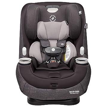 Maxi-Cosi Pria Max 3-in-1 Convertible Car Seat, Nomad Black, One Size: image