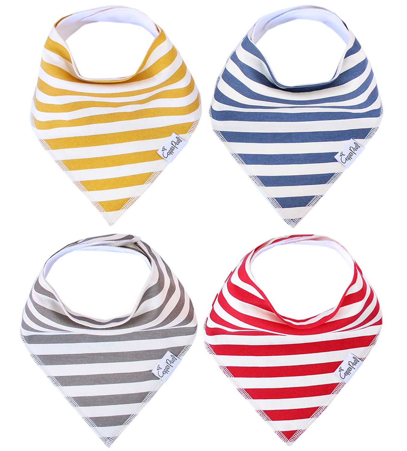 Baby Max 88% OFF Bandana Drool Bibs for Drooling Se Teething Ranking TOP6 4 Pack and Gift