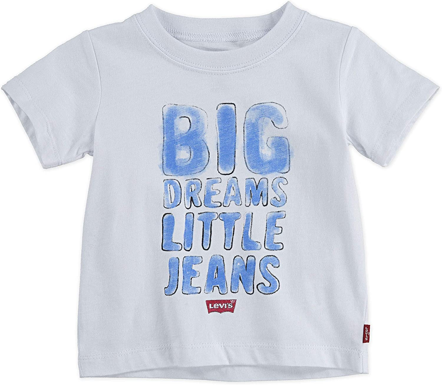 Levi's Baby Boys Max 72% OFF 67% OFF of fixed price Graphic T-Shirt