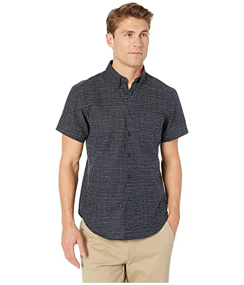 Naked & Famous Short Sleeve Easy Shirt
