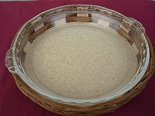 Vintage Corning Pyrex Baker in a Basket Casserole Baking Dish 2 QT