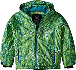 Rusty Little Atoms Jacket (Toddler/Little Kids/Big Kids)