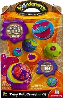 Wonderology - Science Kit - Zany Ball Creation Kit